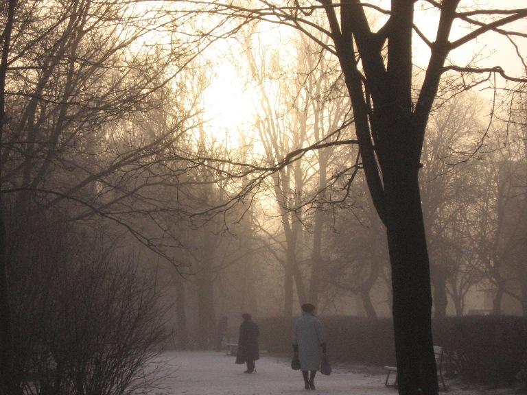 """фото """"Туман"""" метки: пейзаж,"""