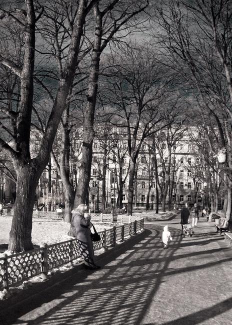 """фото """"#0379"""" метки: пейзаж, зима"""