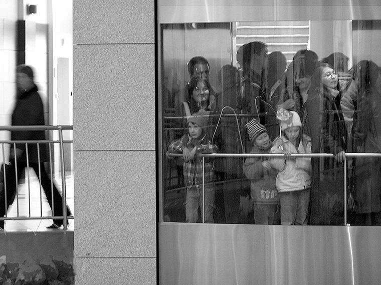 "фото ""Лифт."" метки: жанр, черно-белые,"