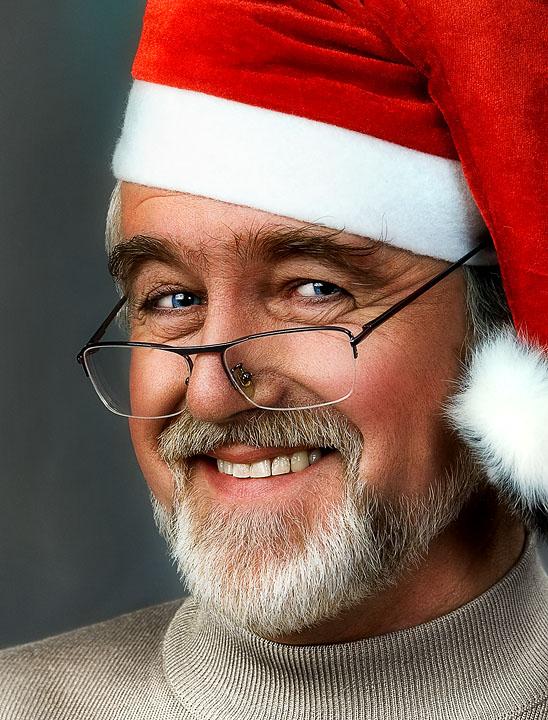 """фото """"Санта после праздников"""" метки: портрет, гламур, мужчина"""