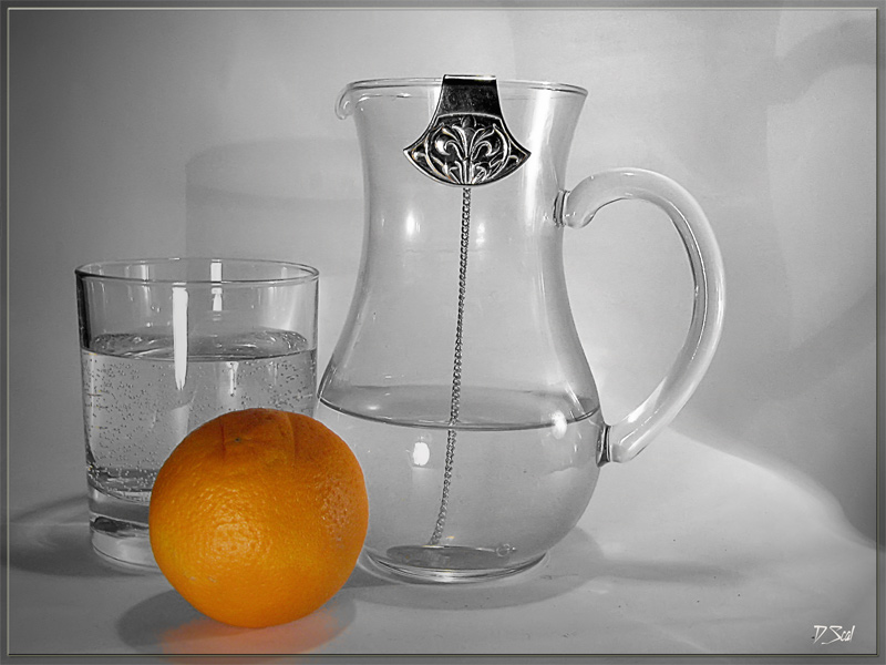 """фото """"про стеклянную посуду и торипческий плод"""" метки: натюрморт,"""