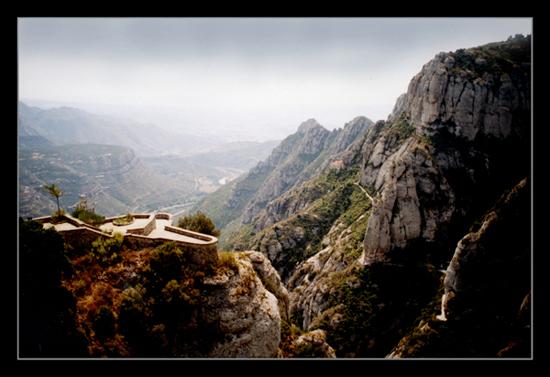 """фото """"Монсерат,"""" метки: пейзаж, горы"""