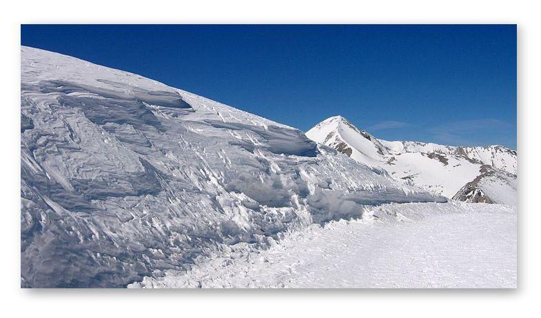 "фото ""Снег. Солнце. Горы"" метки: пейзаж, Европа, горы, зима, скалы, снег"