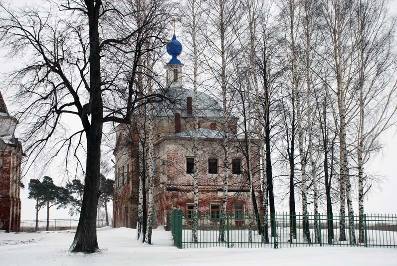 """фото """"Аврамиев монастырь. Ростов"""" метки: архитектура, путешествия, пейзаж,"""