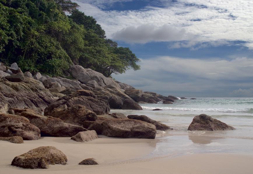 "фото ""Камни и ручеек"" метки: пейзаж, путешествия, Азия"