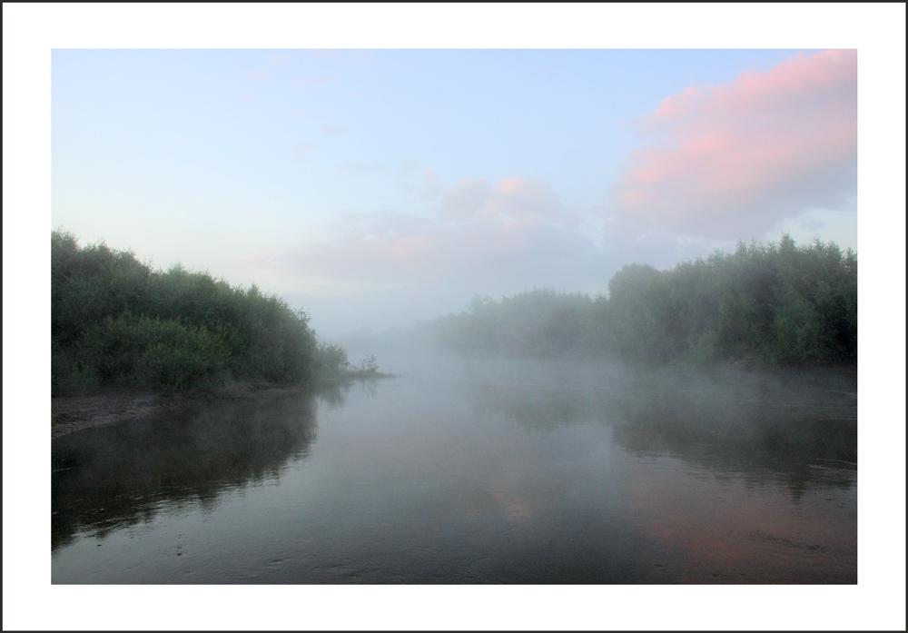 """фото """"Акварель"""" метки: пейзаж, вода, закат"""