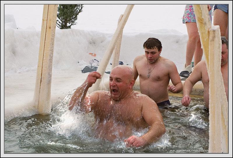 "фото ""Крещение"" метки: жанр, репортаж,"
