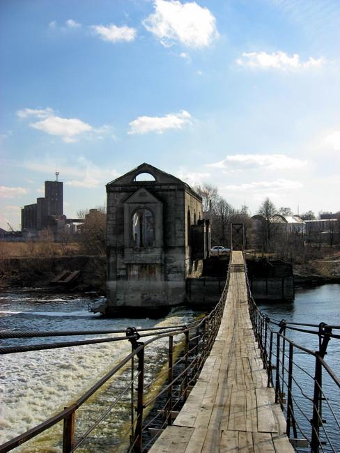 """фото """"Большая вода на реке Нерли"""" метки: пейзаж, весна"""