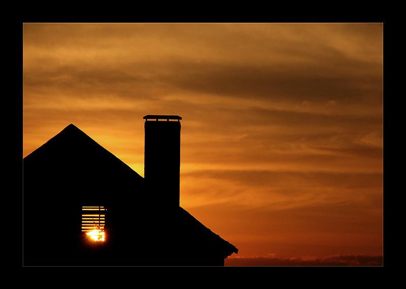 """фото """"Взгляд на закат"""" метки: пейзаж, закат"""