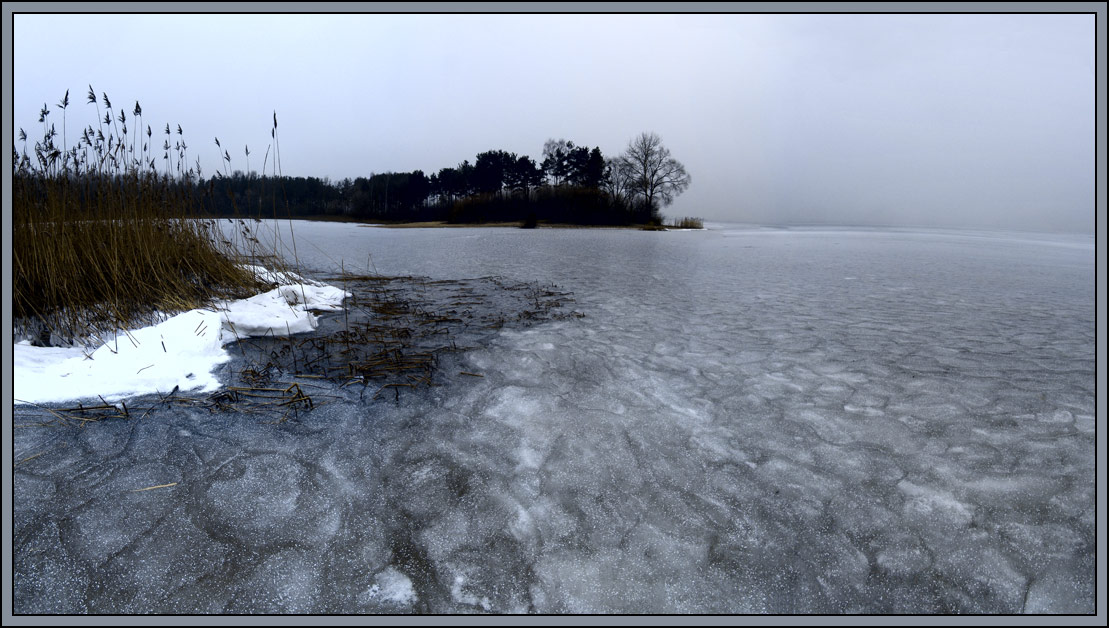 "photo ""Cold!"" tags: panoramic, landscape, winter"
