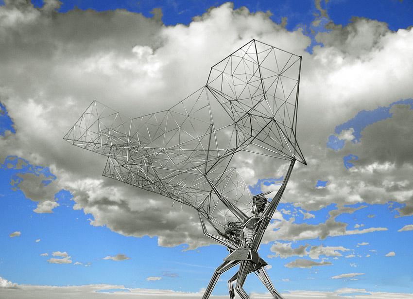 """фото """"Рыбаки"""" метки: пейзаж, облака"""