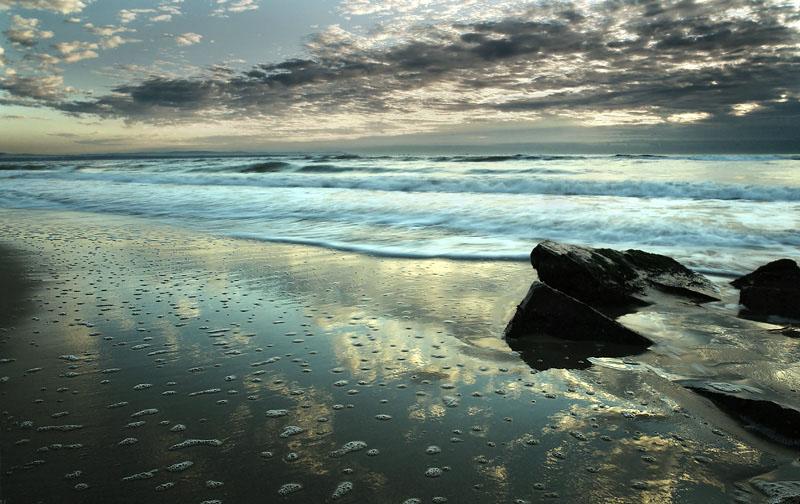 "фото ""Bourgas coast II"" метки: пейзаж, вода"