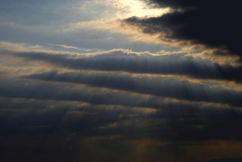 """фото """"....судный день"""" метки: пейзаж, облака"""