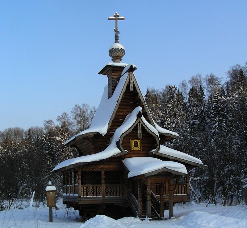 """фото """"Небольшая церковь"""" метки: архитектура, путешествия, пейзаж, Европа"""