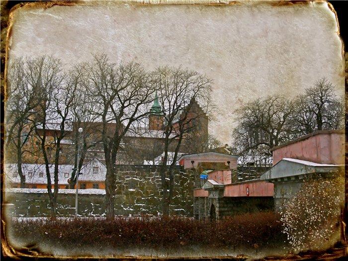 """фото """"Старая крепость"""" метки: путешествия, Европа"""