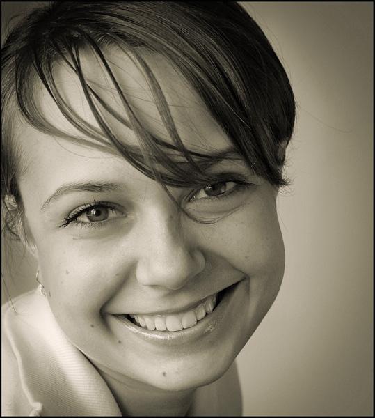 """фото """"Портрет Маши в хорошем настроении"""" метки: портрет, женщина"""