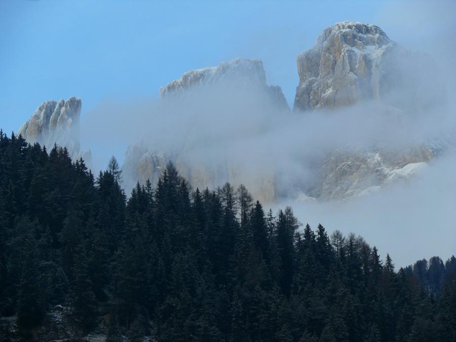 """фото """"Валь ди Фасса, Кампителло. ИТАЛИЯ"""" метки: пейзаж, горы"""