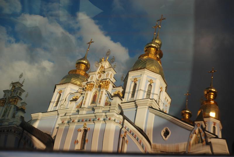"""фото """"Где вверх взметнувшись, купола хранят мой Город от несчастий..."""" метки: город,"""