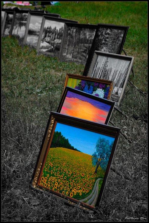 """фото """"Вернисаж"""" метки: пейзаж,"""