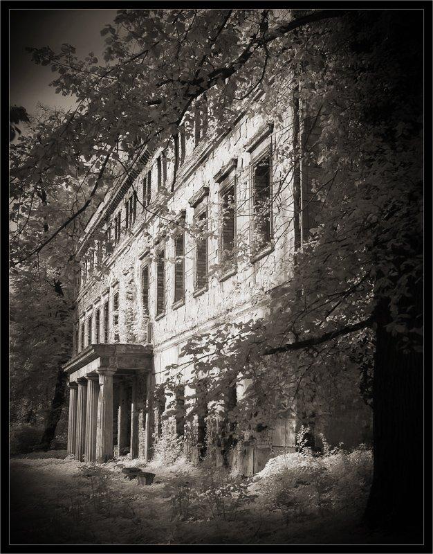 """фото """"the old palace"""" метки: архитектура, пейзаж,"""