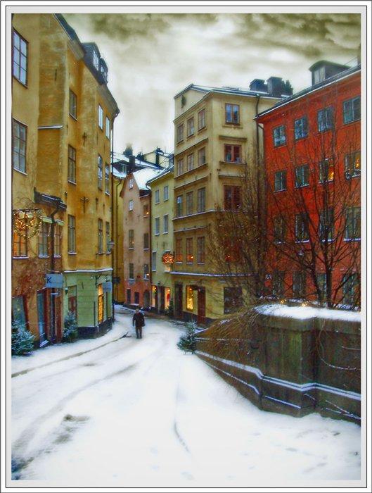 """фото """"Мягкая зима"""" метки: путешествия, Европа"""