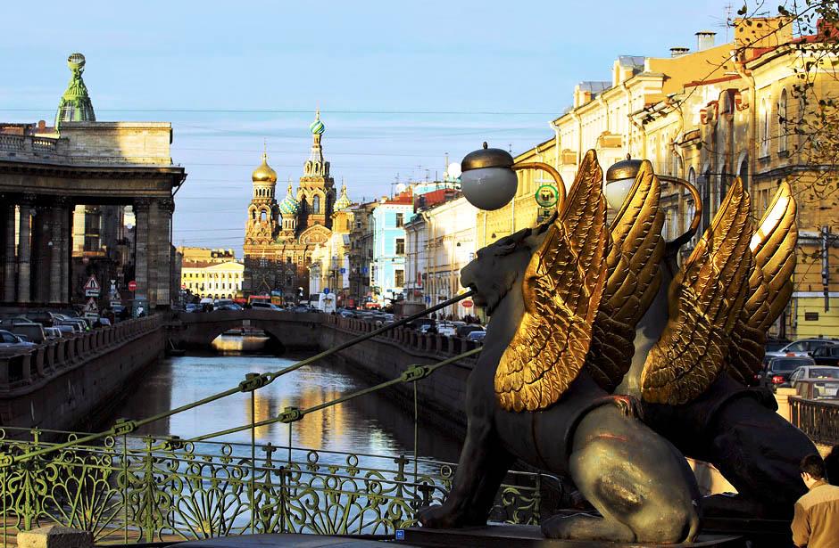 """photo """"St. Petersburg"""" tags: architecture, landscape,"""