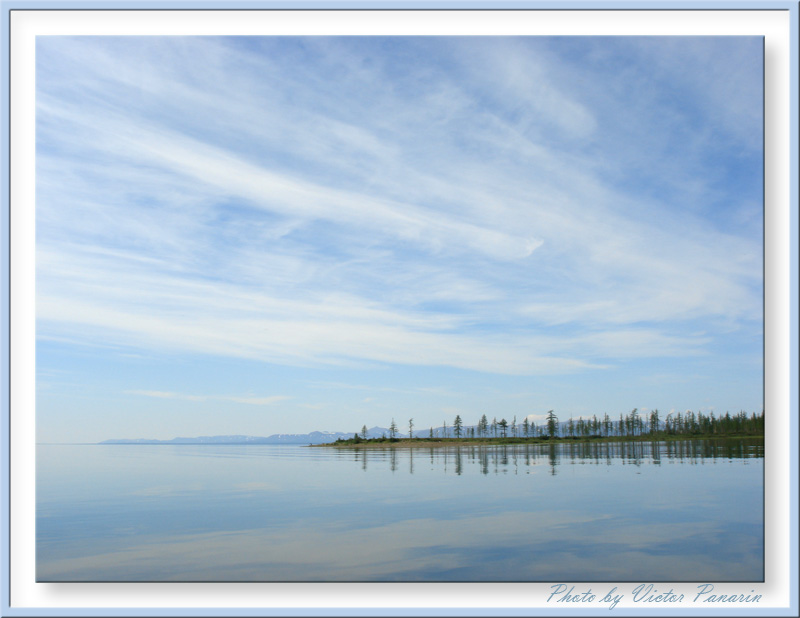 "photo ""Lake the Llama. Taimyr peninsula."" tags: travel, landscape, water"