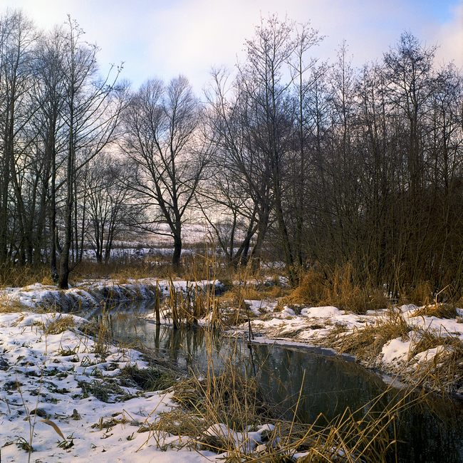 "photo ""..."" tags: landscape, water, winter"