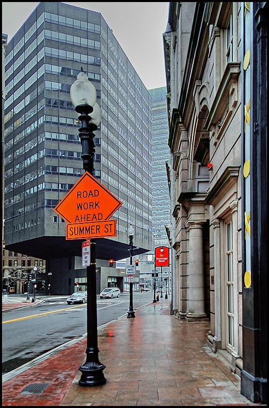 "фото ""Даунтаун Бостона"" метки: архитектура, город, пейзаж,"
