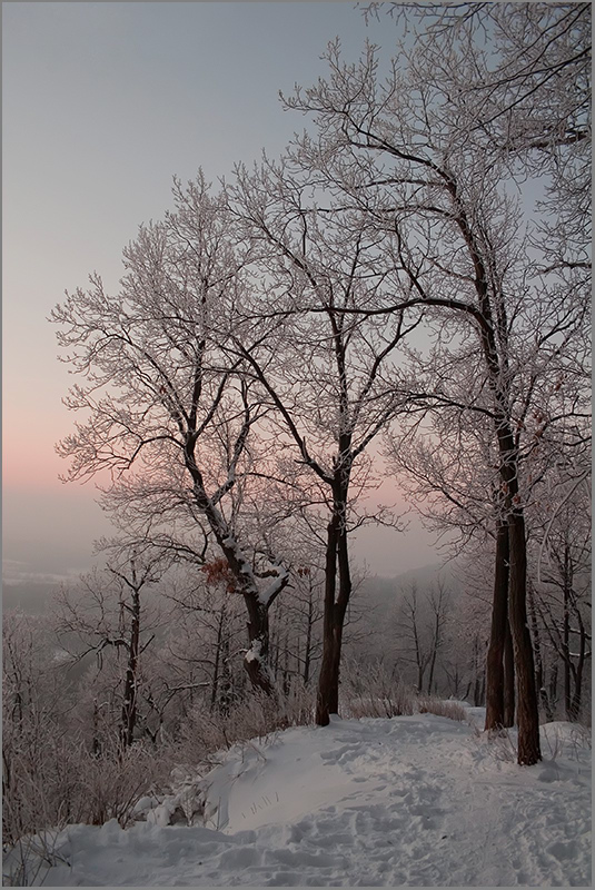 """фото """"Рождение нового дня..."""" метки: пейзаж, закат"""
