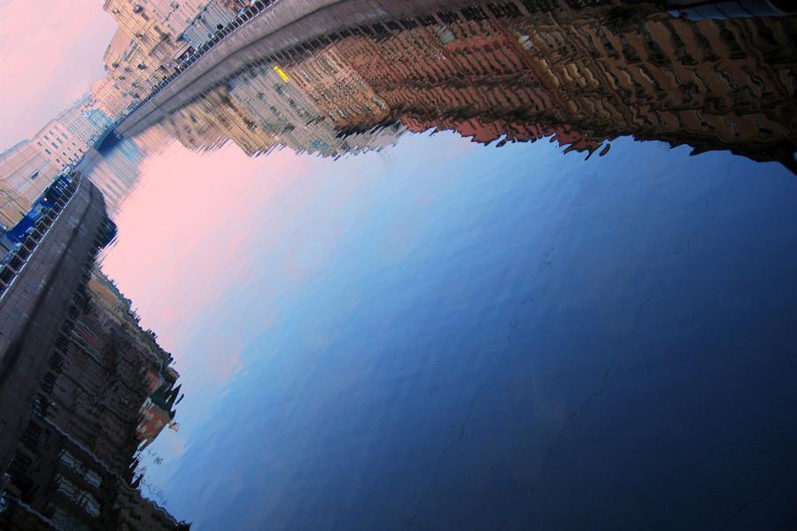 """фото """"Река Мойка"""" метки: город,"""