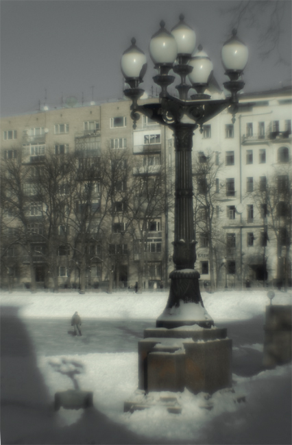 """фото """"#0564"""" метки: пейзаж, зима"""