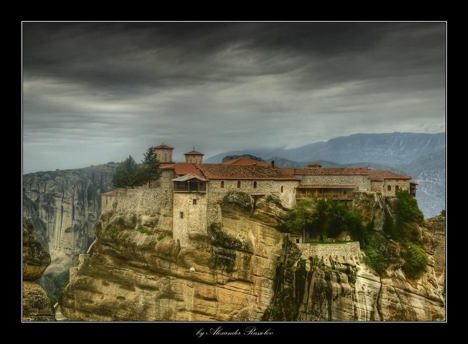 "photo ""***"" tags: architecture, landscape, mountains"