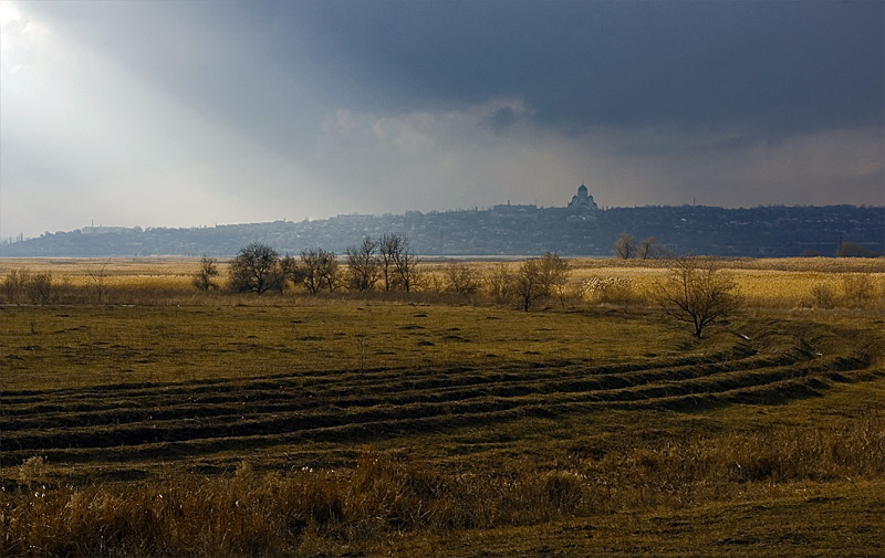 "photo ""Capital Don Cossacks."" tags: landscape, autumn"