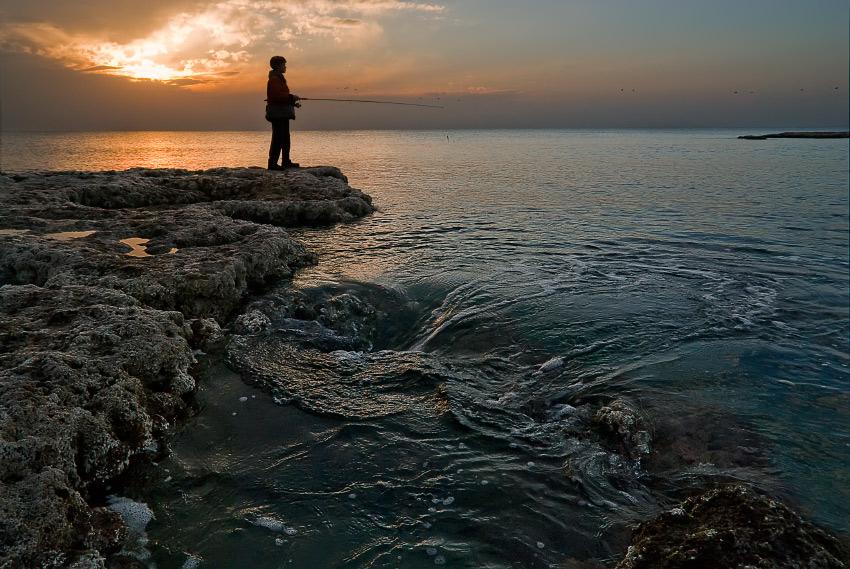 """фото """"На склоне дня"""" метки: пейзаж, закат"""