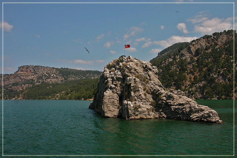 "photo ""Turkey"" tags: landscape, summer, water"