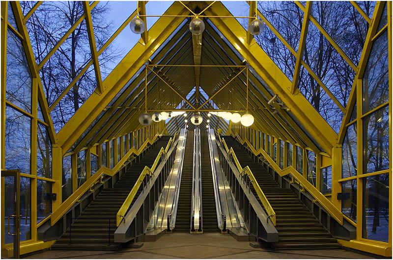 "фото ""Внутри моста"" метки: архитектура, разное, пейзаж,"