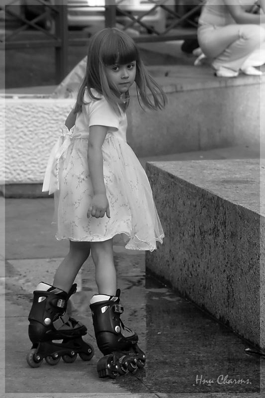"фото ""Принцесска"" метки: портрет, жанр, дети"
