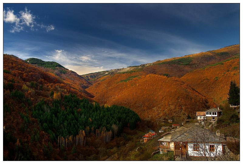 """фото """"Colors of the Autumn"""" метки: пейзаж, горы, осень"""