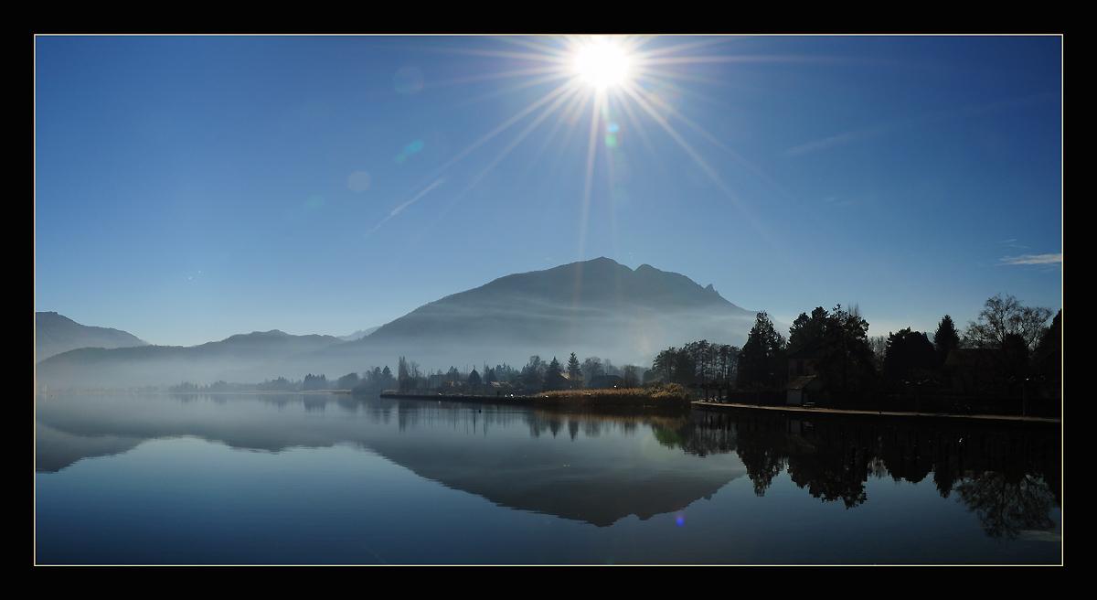 "photo ""Blue Blue Blue"" tags: landscape, water, winter"