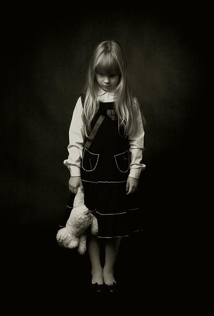 """фото """"Про маленькую девочку..."""" метки: портрет, дети"""