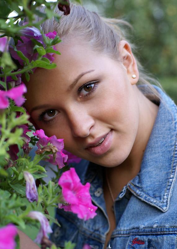 "фото ""Анна"" метки: портрет, женщина"