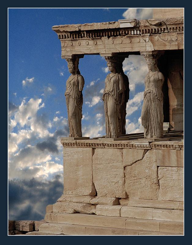 """photo """"Acropolis Athens Greece"""" tags: architecture, landscape,"""