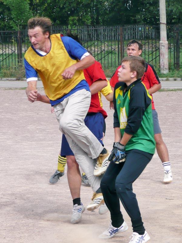 "фото ""Дворовый футбол"" метки: ,"