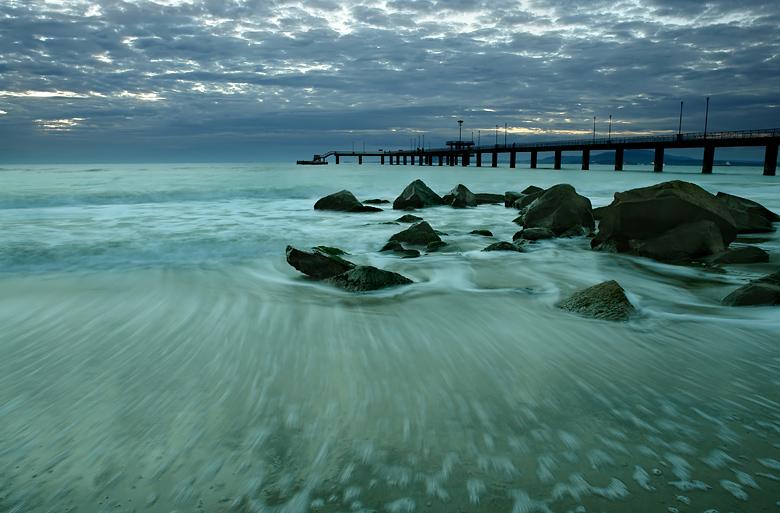 "photo ""Bourgas coast III"" tags: landscape, water"