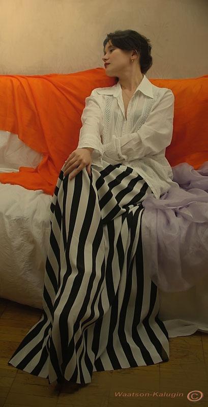"фото ""Салон"" метки: портрет, женщина"