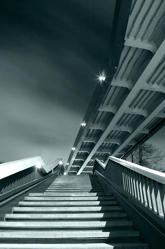 "photo ""Мост"" tags: architecture, city, landscape,"