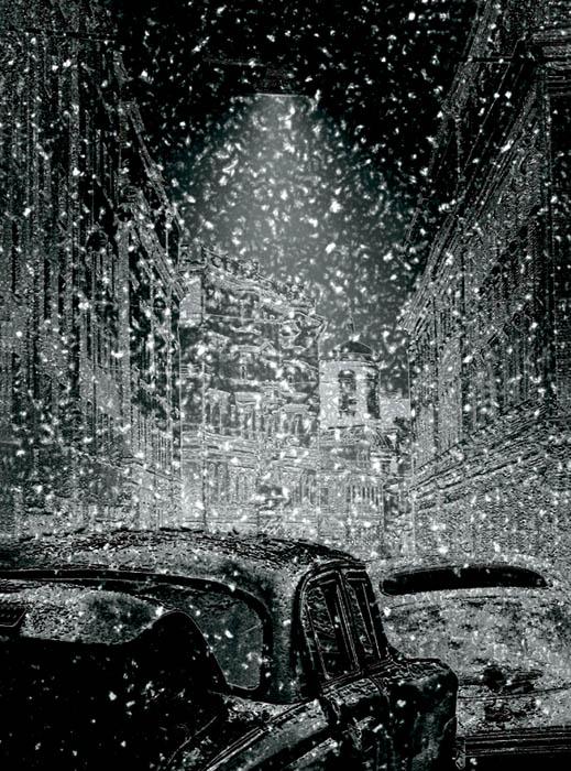 "фото ""Снег"" метки: ,"