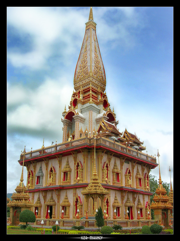 "photo ""* ABOUT FORIEGN TEMPLES *"" tags: city, travel, Asia"