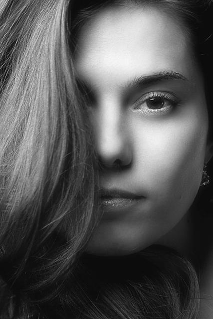 "photo ""Portrait of the girl"" tags: portrait, man"